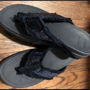 Fitflop sandals size 7